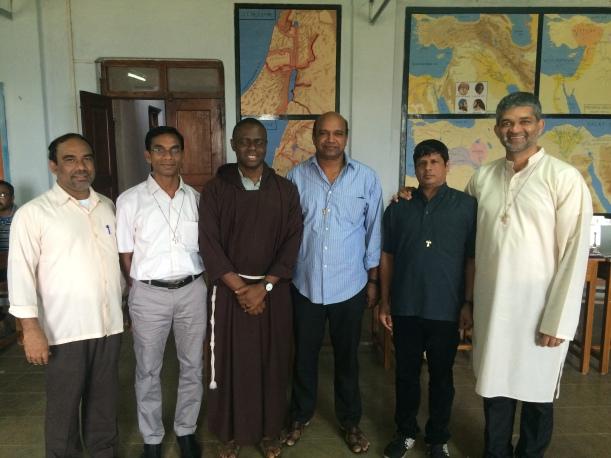 New JPIC coordinating team in India