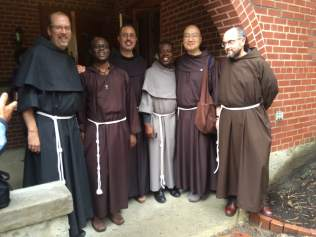 Friars of the first order