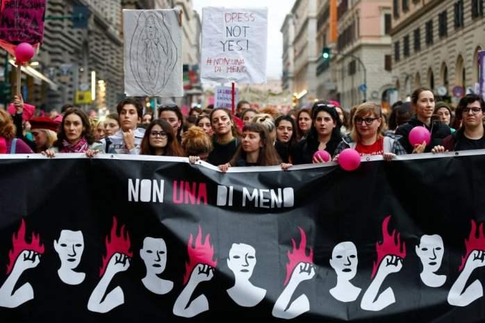 international day of women, Rome